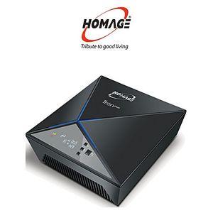 HOMAGE HTD1011 SCC Tron Duo Inverter UPS Black