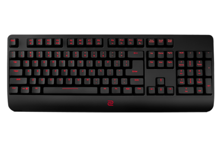 Zowie GAMING CELERITAS II BLACK Flaretech red switch Keyboard
