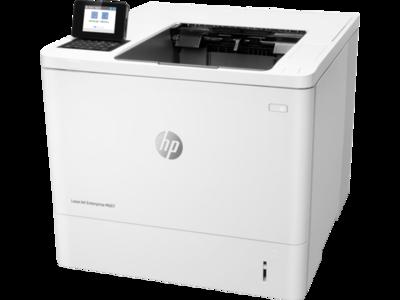 HP Laserjet Enterprise M607DN Black Printer