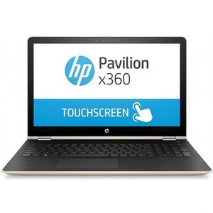 HP Pavilion x360  15-BR077cl Laptop, 7th Gen Ci5 12GB 1TB 15.6 FHD IPS Touchscreen Win 10 (Certified Refurbished)