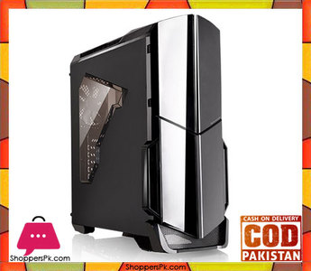 Thermaltake Versa N21 Window Mid-tower Chassis  CA-1D9-00M1WN-00