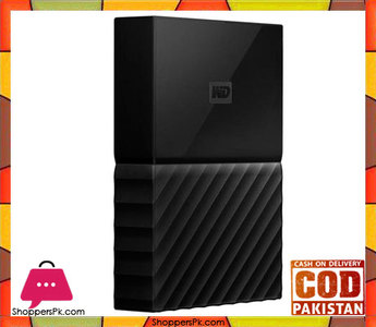 WD  My Passport 2TB External USB 3.0 Portable Hard Drive  Black (WDBYFT0020BBK)