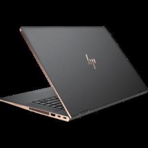 HP Spectre 15T x360 Convertible Laptop, 8th Gen Ci7 16GB 512GB SSD 2GB MX150 GC 15.6 4K W10