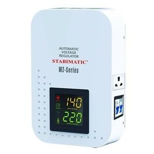 Stabimatic WZ2-3000  3000VA, Automatic Voltage Regulator, Ultra Slim Stabilizer, White