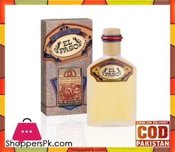 El Paso Paris Perfume For Men  100 ML
