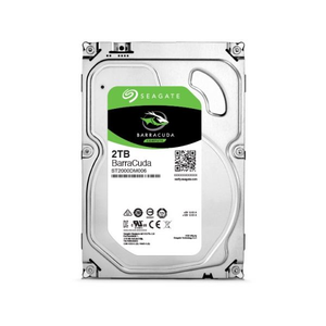 Seagate 2TB 3.5 Barracuda Sata HDD