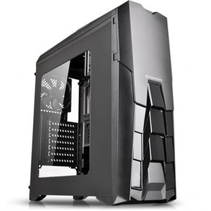 Thermaltake Versa N25 Window Mid-Tower Chassis (CA-1G2-00M1WN-00)