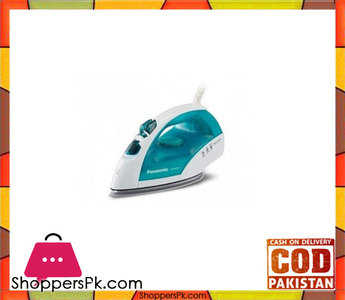 Panasonic Panasonic NI-E410T  Steam Iron  White and Blue