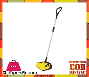 Karcher K-55  Cordless Electric Broom  Yellow & Black
