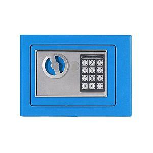 Aurora AES-1800D  Electronic Safe -Blue