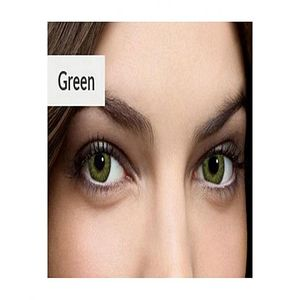 FreshLook One-Day Color Blends Contact Lenses  Green
