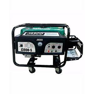 JASCO J-3800 Self Start Petrol & Gas Generator 4.0 Kva With Gas Kit