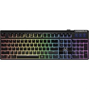 Asus Cerberus Mech RGB Mechanical Gaming Keyboard, 90YH0191-B2UA00, Red