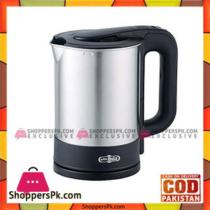 Super Asia Ek-1516  Electric Kettle  Black