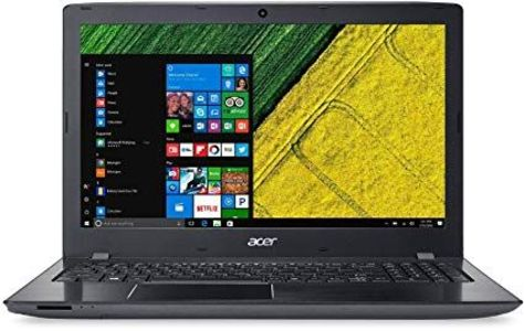Acer Aspire E5 573 37GQ   8th Gen Ci3 4GB 1TB 15.6 Linux Local