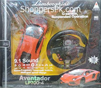 Lamborghini Aventador Rc Car 1:14