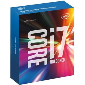 Intel® Core i7-7700K Kaby Lake Unlocked Processor (8M Cache, up to 4.20 GHz) SR33A