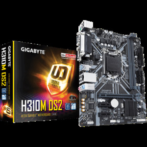 Gigabyte H310M DS2 Intel H310 Ultra Durable Motherboard