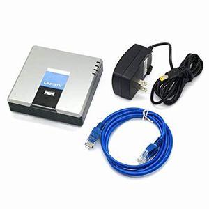 Linksys PAP2T-EU Phone Adapter Voice Over IP
