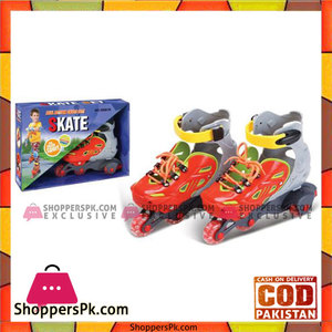 Kids High Quality Real Action Skate Set
