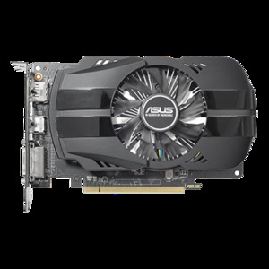 Asus PH-RX550-4G-M7 Phoenix Radeon RX 550 4GB GDDR5 Graphics Card