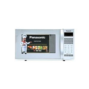 Panasonic NNCT651M Convection Microwave Oven Silver (Brand Warranty)