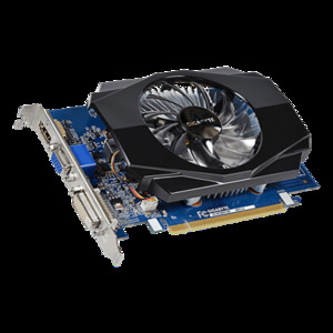 Gigabyte GV-N730D3-2GI NVIDIA GeForce GT 730 2GB Video Graphics Card