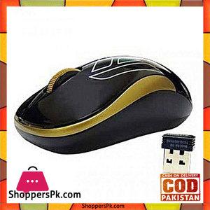 A4TECH Mouse Wireless Golden G3-300N