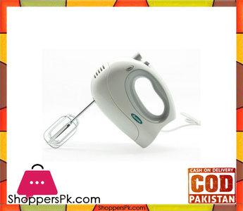 Dumas Hand Mixer & Blender  12-HM857  White