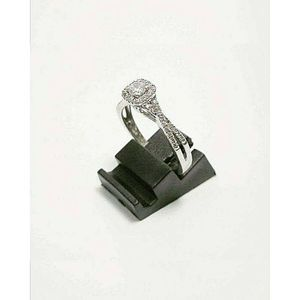 Diamond Style Ring For Women in Silver(Chandi).