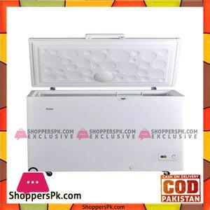 Haier Single Door Deep Freezer White HDF-405SD