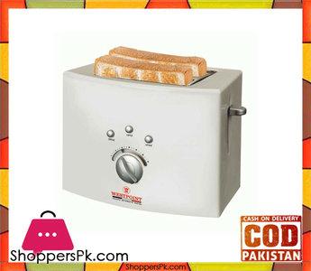 Westpoint 2 Slice Toaster  WF-2540  White