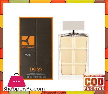 Orange For Men  100 ml
