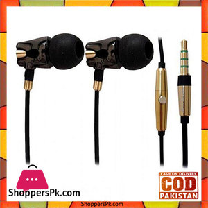 A4TECH HD Ceramic Earphone Black MK-790