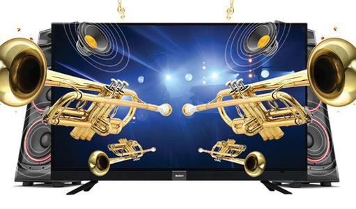 Orient 55 Trumpet 55S FHD LED TV
