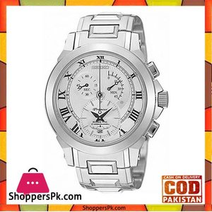 Seiko SNL039P1  Stainless Steel Mens Watch  Silver