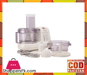 Panasonic MK-5086M  Food Processor  White