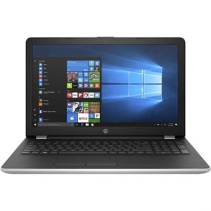 HP 15-BS102NE Notebook, 8th Gen Ci5 6GB 1TB AMD Radeon 520 2GB GC 15.6 FHD Win 10 (Natural Silver)