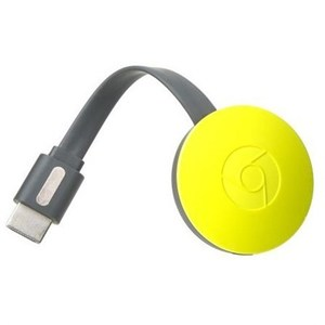 Google Chromecast 2nd Generation  Yellow  NC2-6A5 US