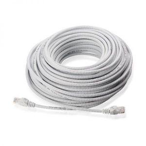 D-Link NCBC6UGRYR24 Cat 6 UTP 24AWG Cable Roll 1000-Ft (White)