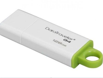 Kingston 128GB Usb Drive 3.0 G4