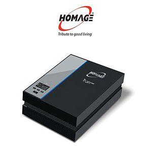 HOMAGE HTU1005 Tron Uno Inverter UPS Black