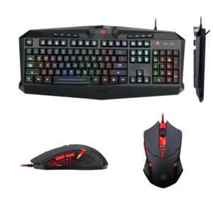 Redragon Combo S101 Wired Gaming Keyboard+Mouse