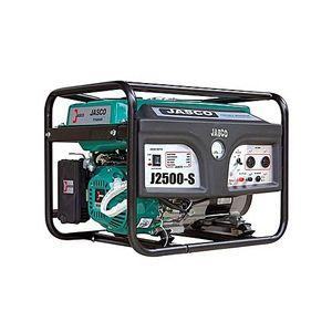 JASCO Jasco 2500S  2.8 KVA Self Start Gas and Petrol Generator With Gas Kit