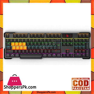 A4Tech Light Strike Bloody Mechanical Gaming Keyboard  B700