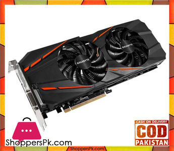 Gigabyte GeForce® GTX 1060 G1 Gaming 3GB Video Card  GV-N1060G1 GAMING-3GD