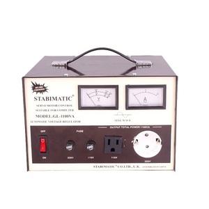 Stabimatic 1100 Va Automatic Voltage Regulator GL-1100C