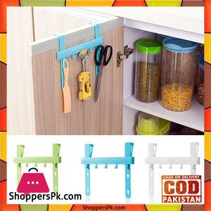 Kitchen Hanging Door Rack Hook