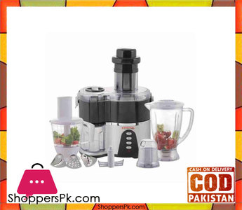Westpoint WF-9209  10 in 1 Food Factory  Black