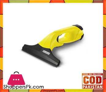 Karcher WV-50  Window Vacuum  Yellow